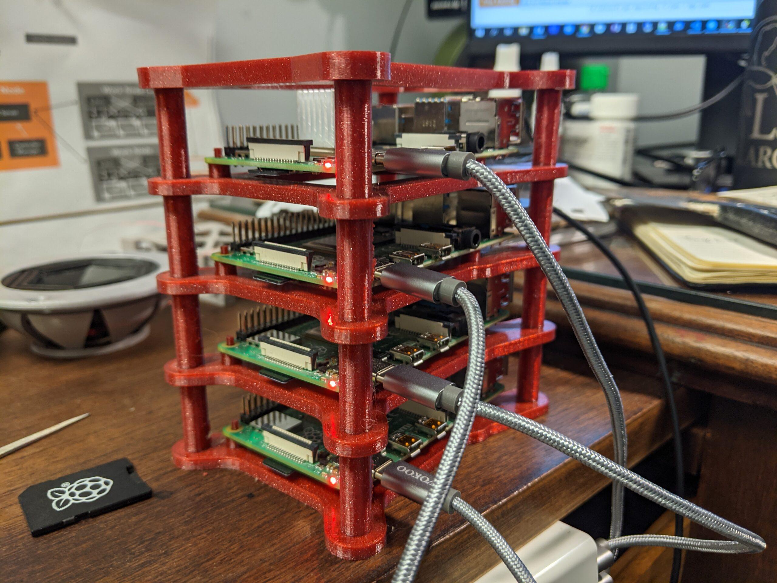 Raspberry Pi K8S Cluster